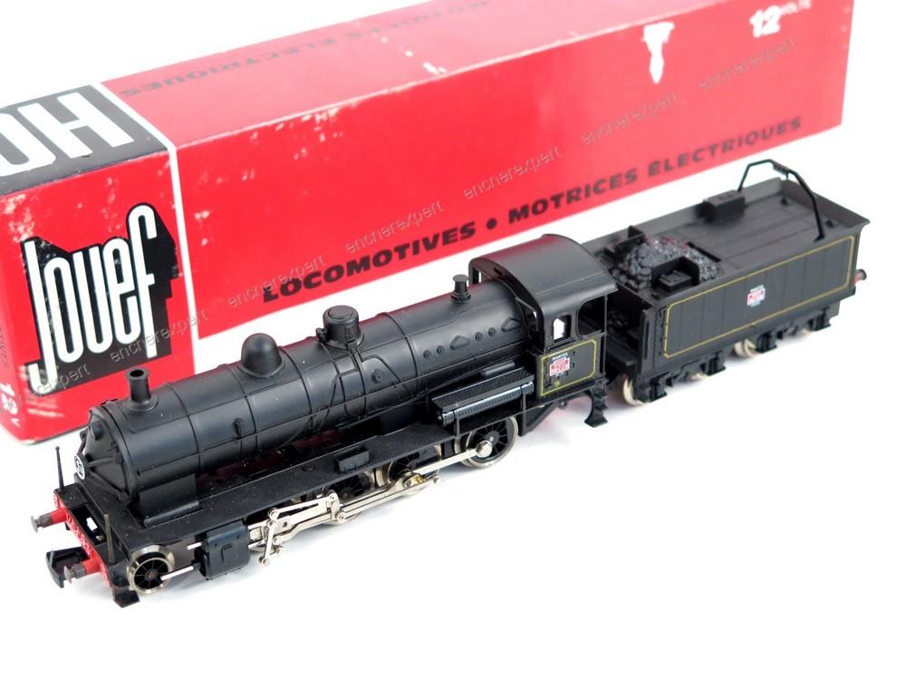 Train miniature jouef locomotive vapeur 140 c 231 authenticit garantie visible en boutique - Nettoyeurs de sols et vapeur ...
