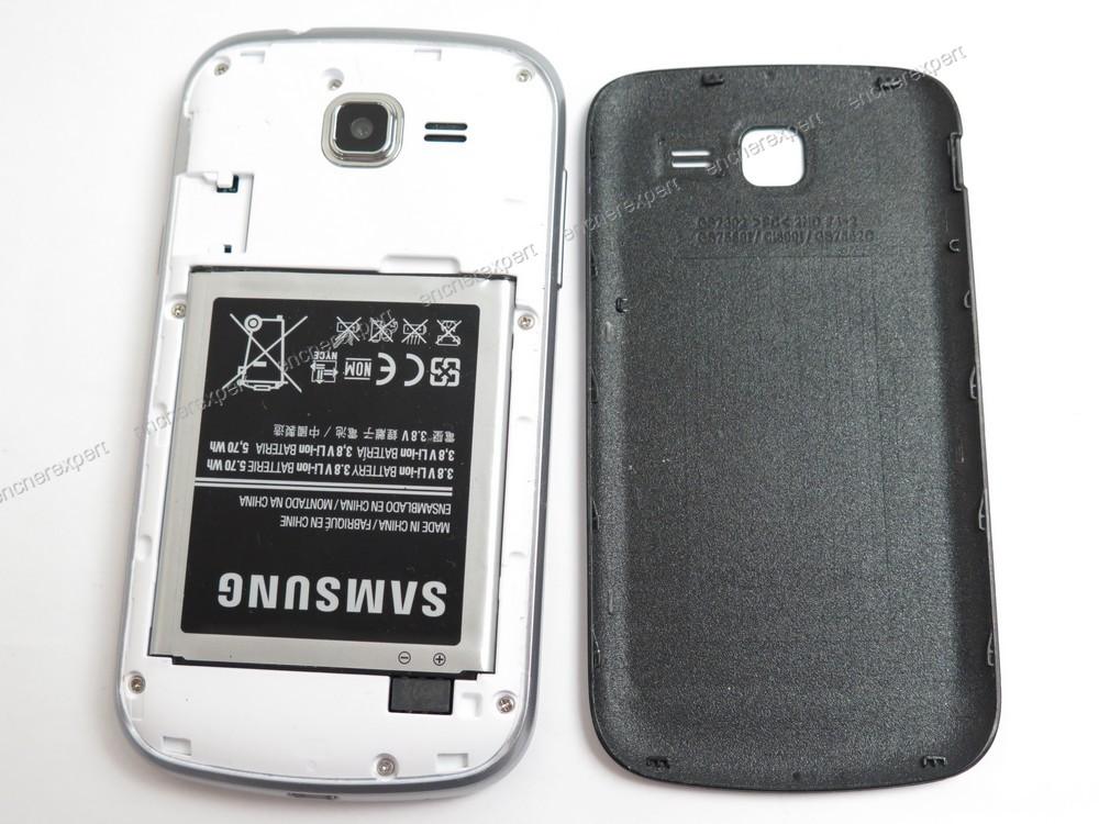 Telephone portable samsung galaxy trend lite authenticit garantie visible en boutique - Telephone portable samsung galaxy trend lite ...