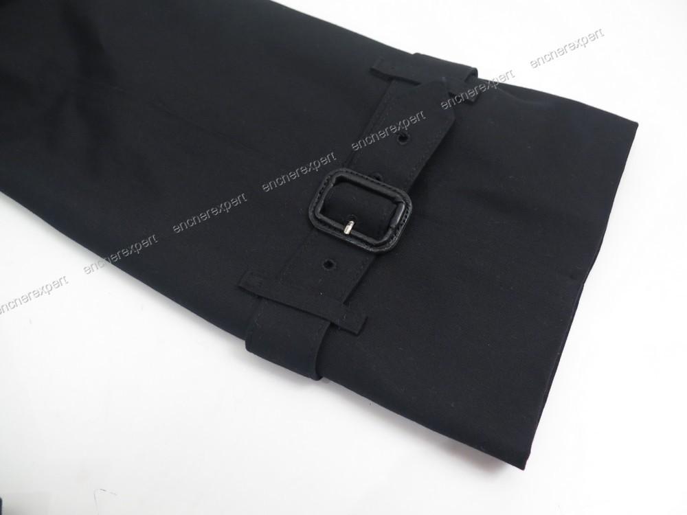 impermeable burberry london homme xl 56 noir. Black Bedroom Furniture Sets. Home Design Ideas