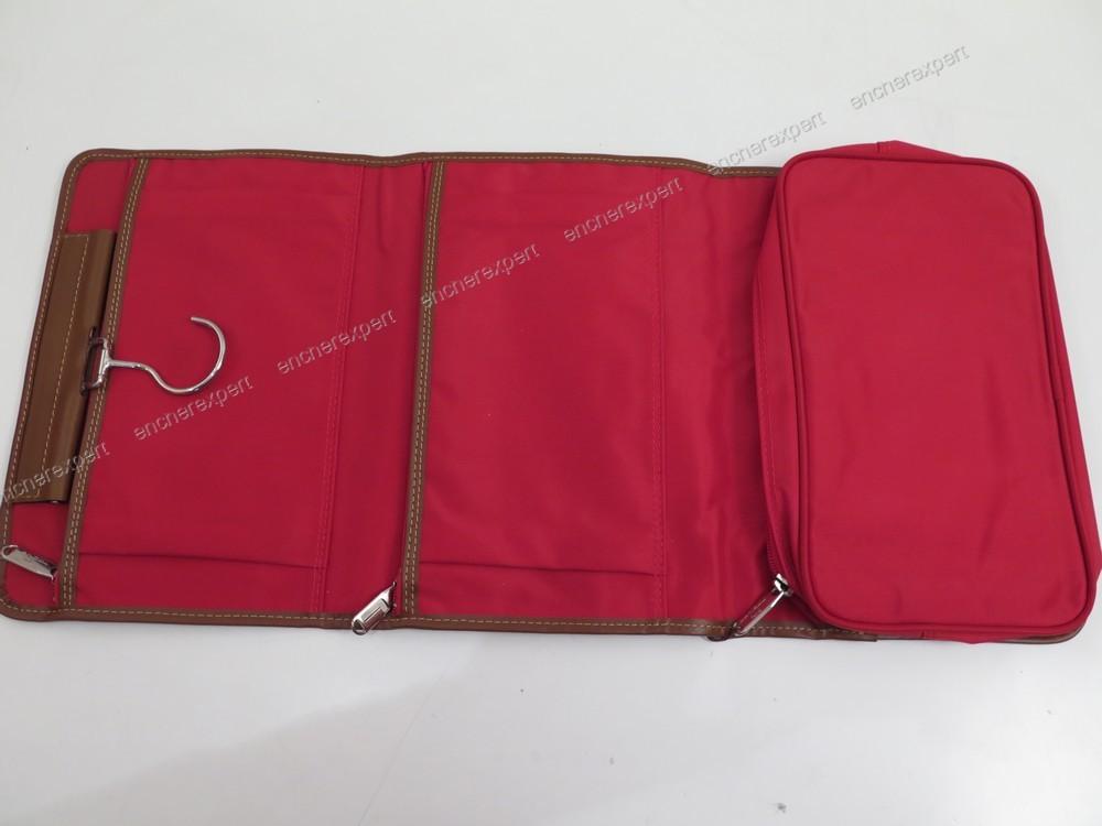 Neuf housse porte vetements lancel valise costume for Housse costume voyage