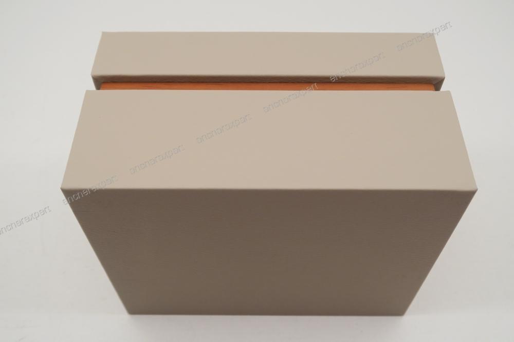 JAEGER LECOULTRE BOÎTE POUR MONTRE ECRIN BOX ESTUCHE 20x16x9 Cm R-181,195,196