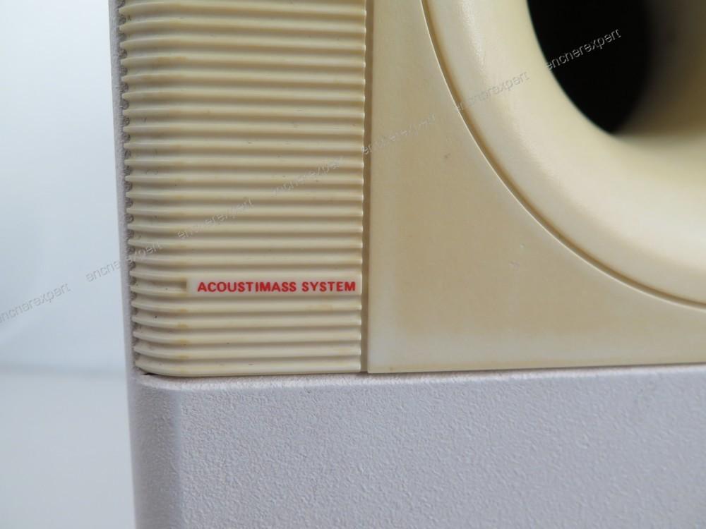 caisson de basse bose acoustimass systeme 5 serie authenticit garantie visible en boutique. Black Bedroom Furniture Sets. Home Design Ideas