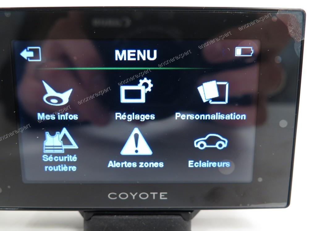 neuf assistant d aide a la conduite coyote avec 18 authenticit garantie visible en boutique. Black Bedroom Furniture Sets. Home Design Ideas