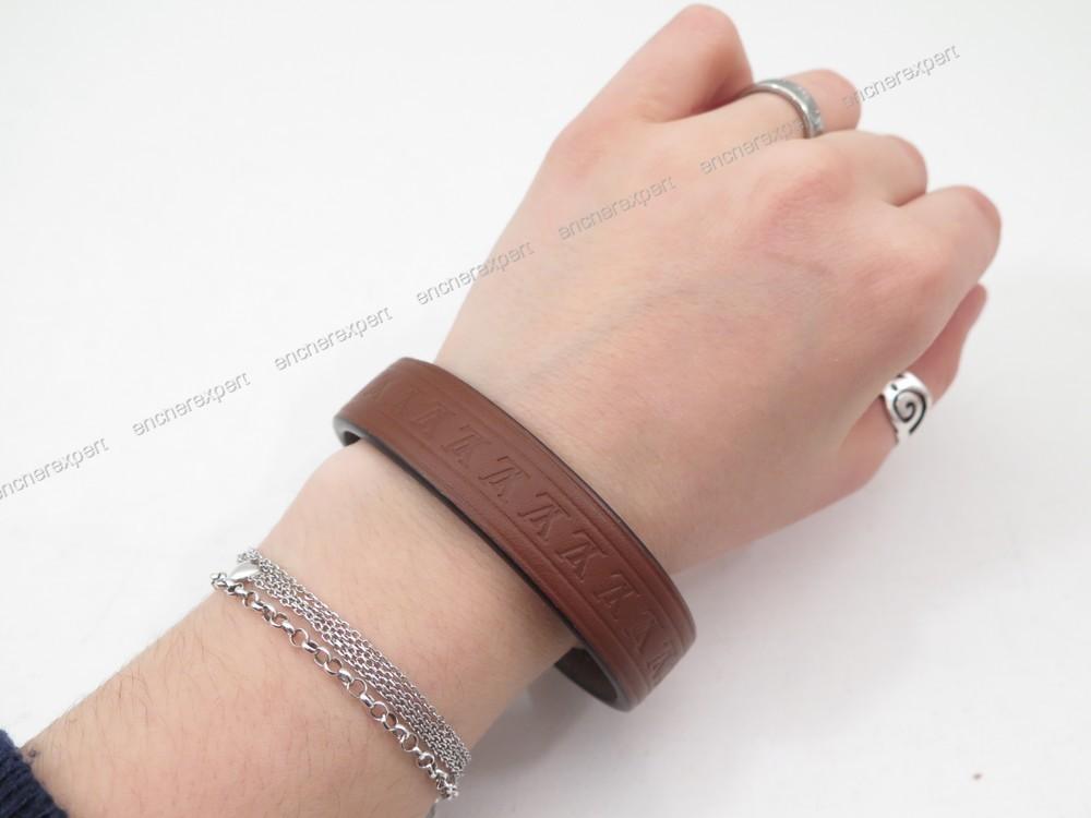 c38cea1cdeb Neuf bracelet LOUIS VUITTON flex nomade monogram - Authenticité ...