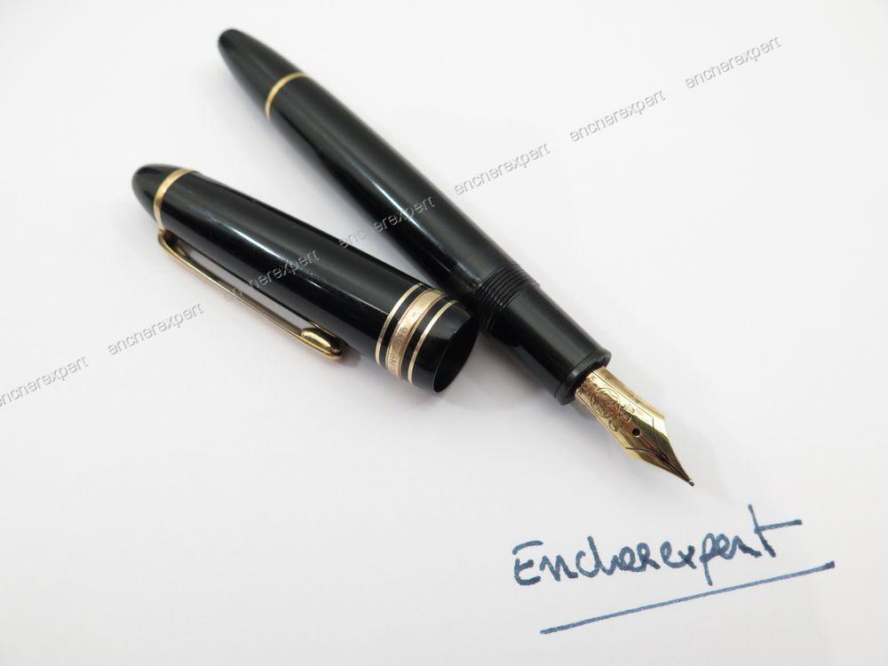 mont blanc meisterstuck 146 stylo plume