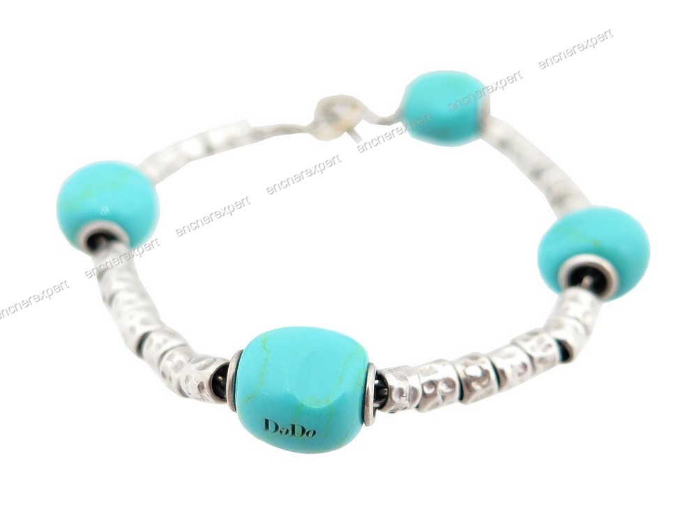 A Dodo Bracelet Authenticité Pomellato Argent Personnalisable doWCrBex