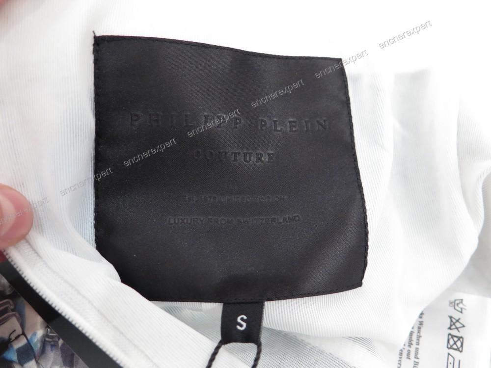 neuf robe bustier philippe plein couture tiger authenticit garantie visible en boutique. Black Bedroom Furniture Sets. Home Design Ideas