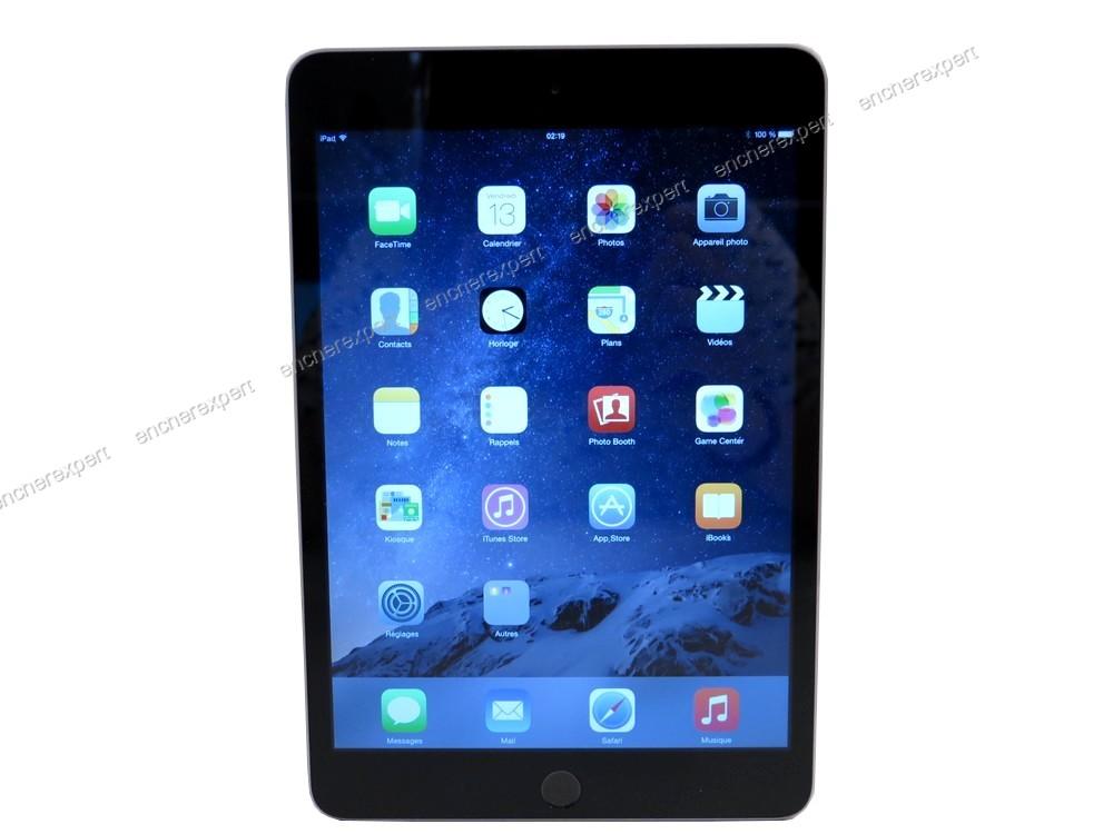 neuf tablette tactile ipad mini 3 64gb a1599 wifi. Black Bedroom Furniture Sets. Home Design Ideas