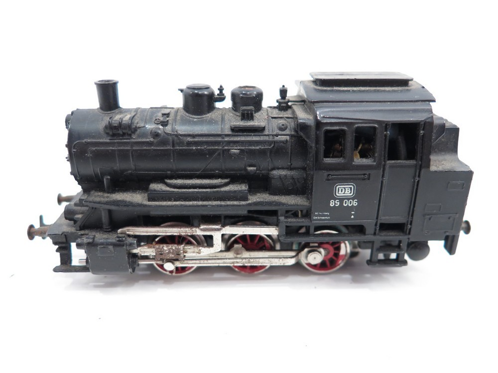 Trains miniatures marklin ho locomotives br