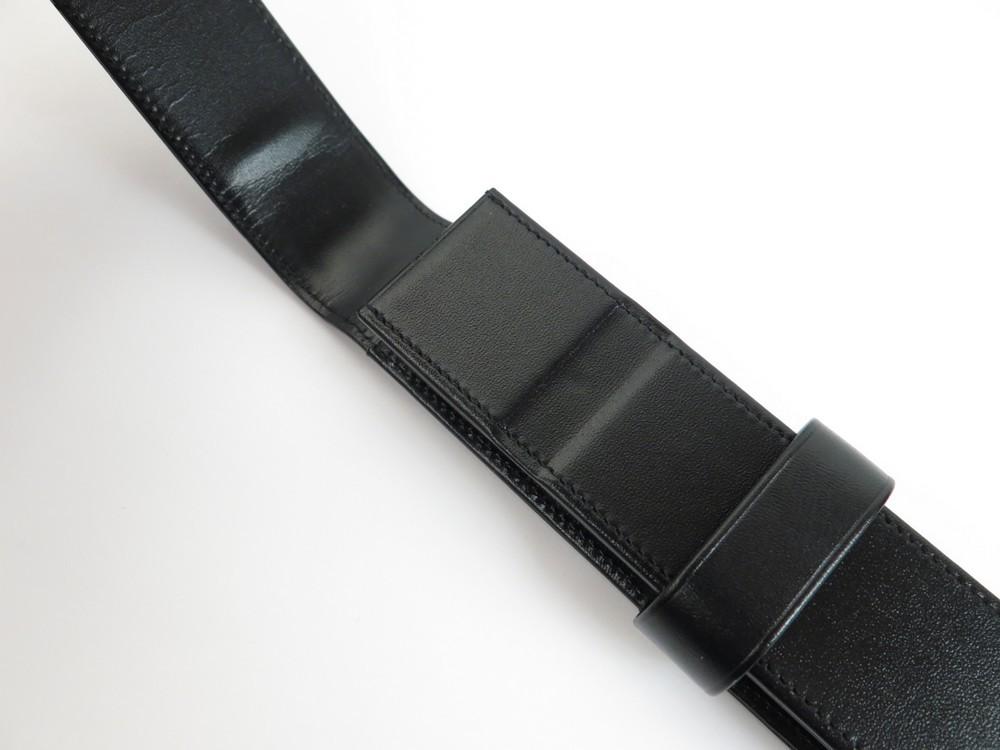Neuf etui montblanc meisterstuck 1 stylo en cuir authenticit garantie visible en boutique - Comment enlever du stylo sur du cuir ...