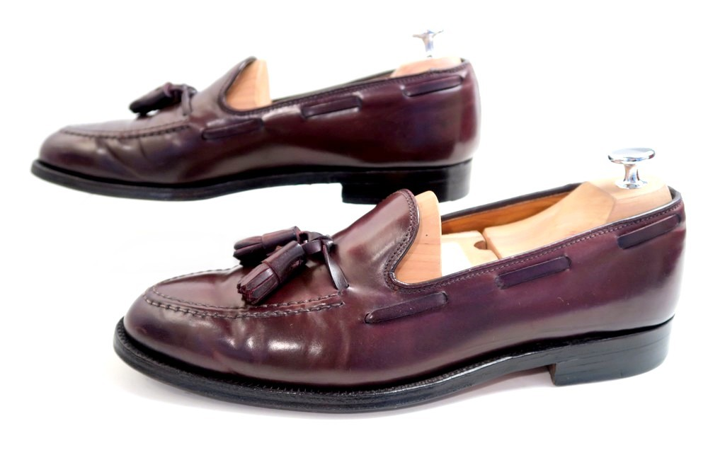 Chaussures alden 563 mocassins a pampilles 8.5e us - Authenticité garantie  - Visible en boutique a78b5e6b97a8