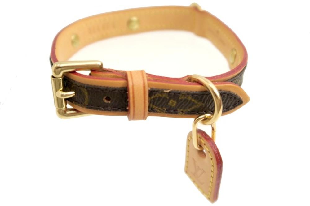 a7620200558 Collier pour chien LOUIS VUITTON baxter pm 1.4cm - Authenticité garantie -  Visible en boutique
