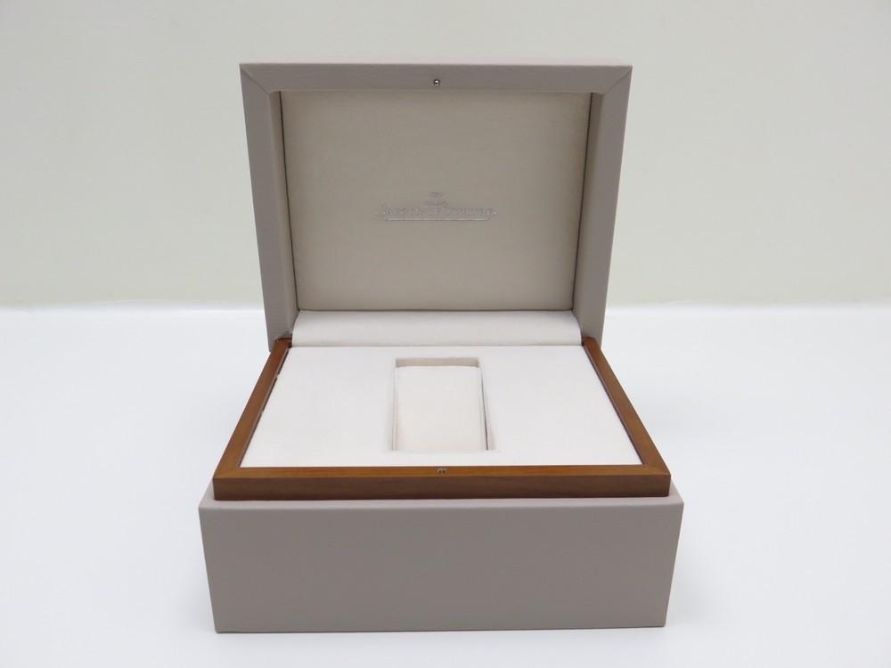 boite de collection pour montre jaeger lecoultre. Black Bedroom Furniture Sets. Home Design Ideas