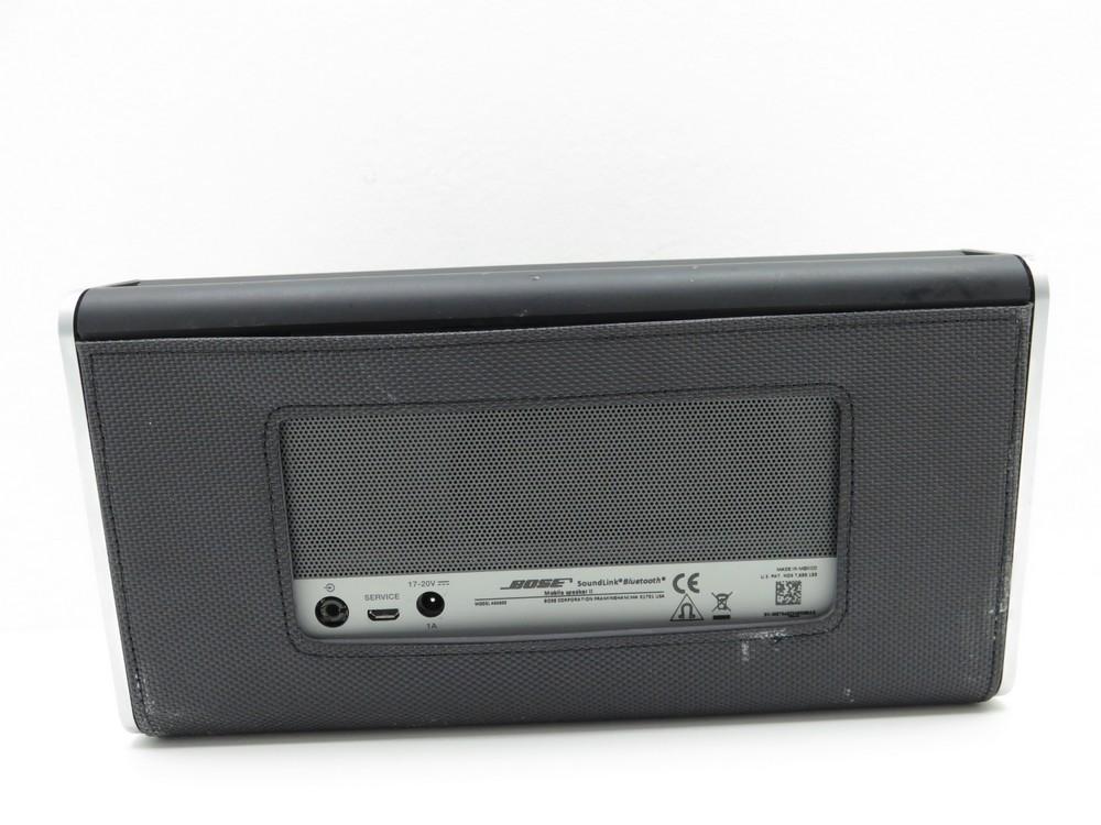 enceinte portable bose soundlink mobile speaker ii. Black Bedroom Furniture Sets. Home Design Ideas