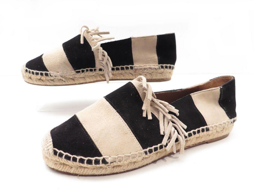 chaussures chloe estel 37 espadrilles en suede authenticit garantie visible en boutique. Black Bedroom Furniture Sets. Home Design Ideas