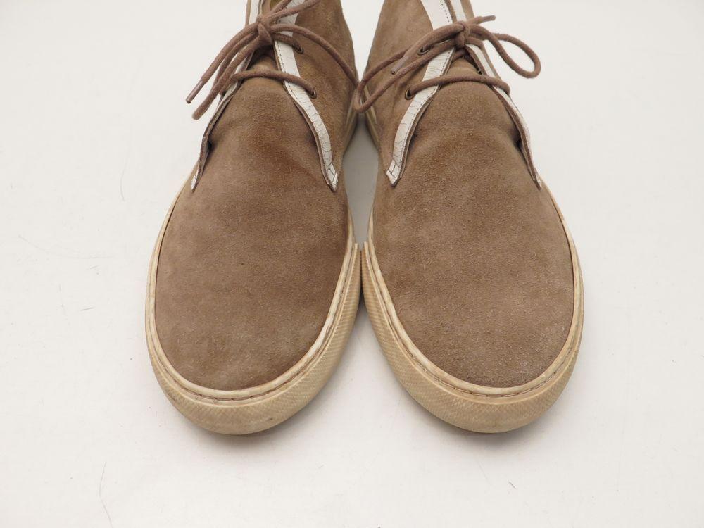 chaussures pierre hardy desert boots bx01 41 authenticit garantie visible en boutique. Black Bedroom Furniture Sets. Home Design Ideas