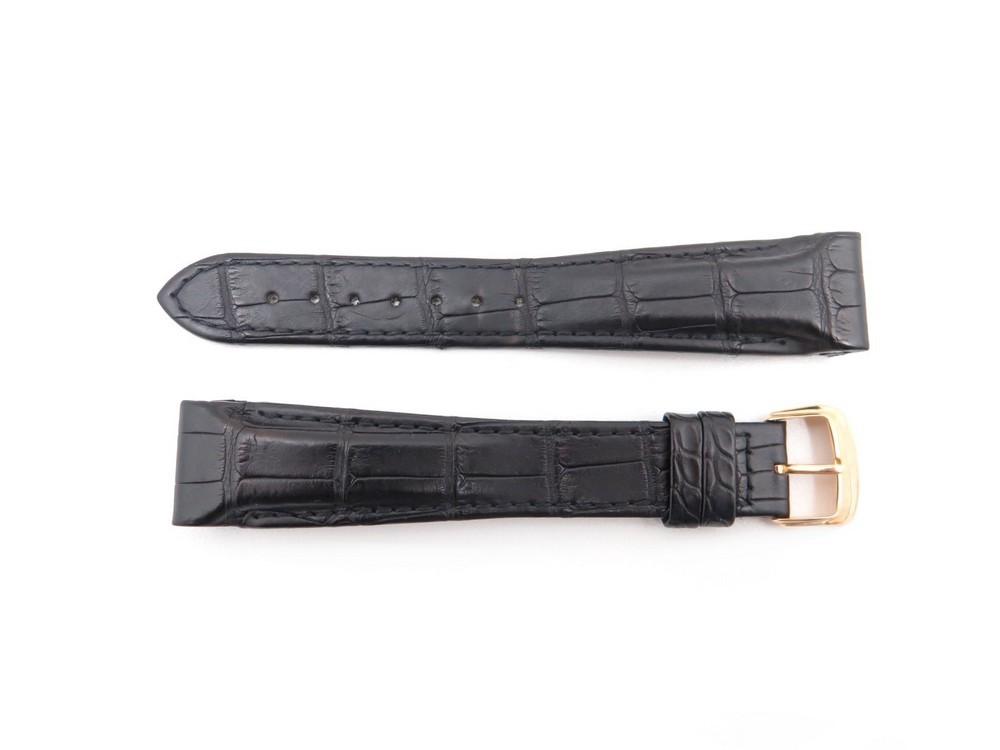 Bracelet pour montre franck muller cuir crocodile for Franck muller meuble