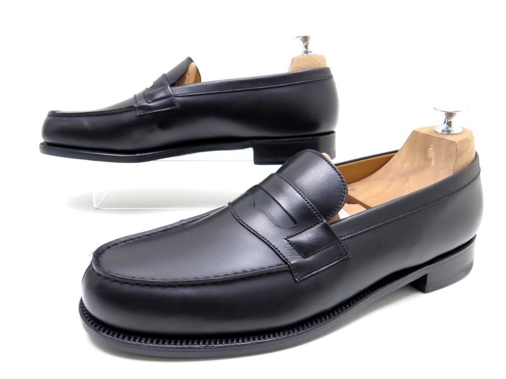 Neuf Authenticité mocassins jm 42 180 chaussures weston 8c en ZPpqH