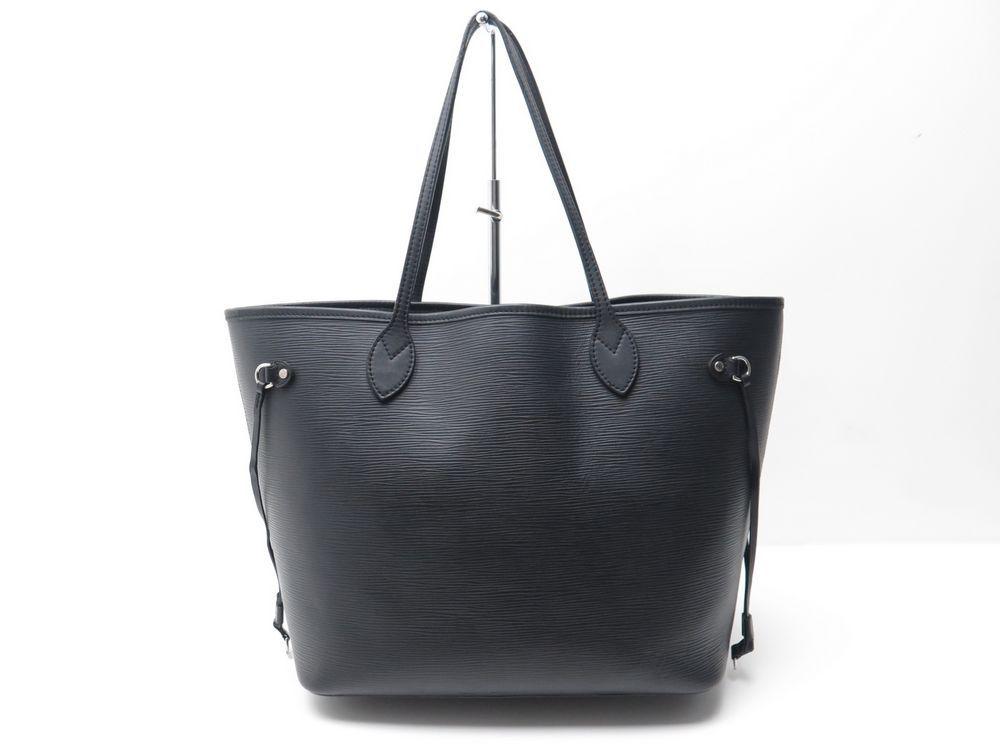 ca6c7b48ec Sac a main LOUIS VUITTON neverfull mm cuir epi - Authenticité garantie -  Visible en boutique