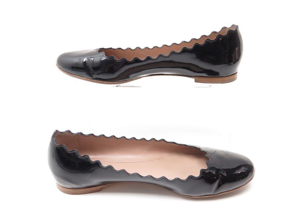 chaussures chloe lauren ch24160 36 ballerines en authenticit garantie visible en boutique. Black Bedroom Furniture Sets. Home Design Ideas