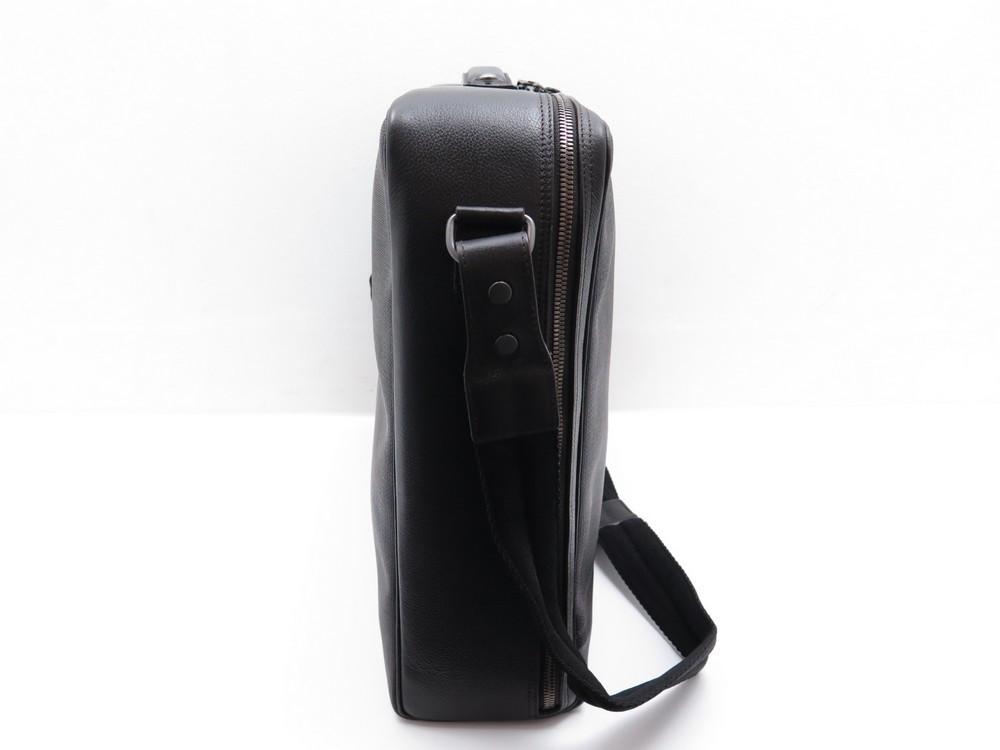 Neuf sacoche alfred dunhill pc portable porte authenticit garantie visible en boutique - Porte ordinateur portable ...