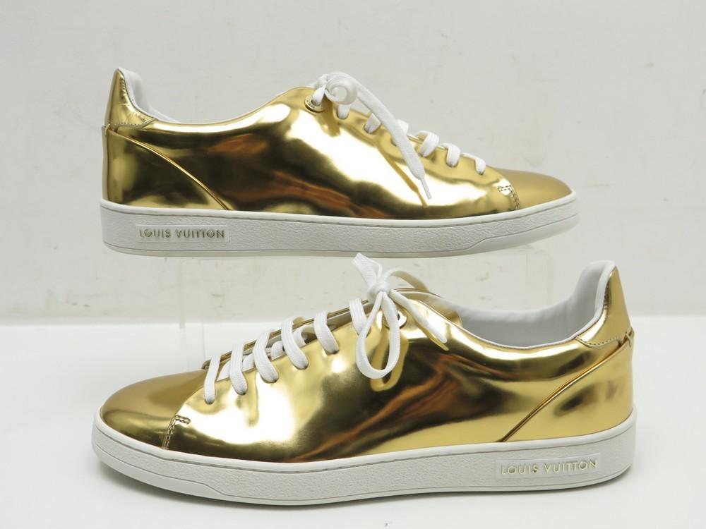 Neuf chaussures LOUIS VUITTON frontrow 40.5 - Authenticité