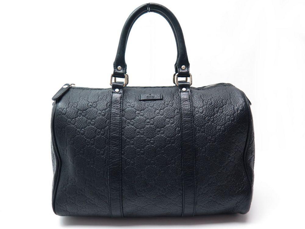 0dea87f71064 Sac a main gucci boston joy guccissima 193603 cuir - Authenticité garantie  - Visible en boutique