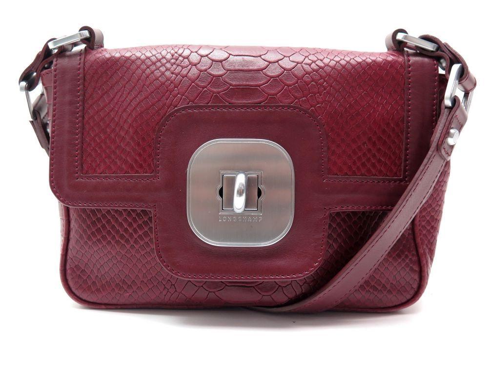 Nuova Gatsby tracolla in Longchamp autenticità cSHqwFHaO
